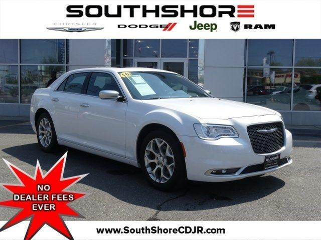 Certified 2016 Chrysler 300 C Platinum AWD INWOOD, NY