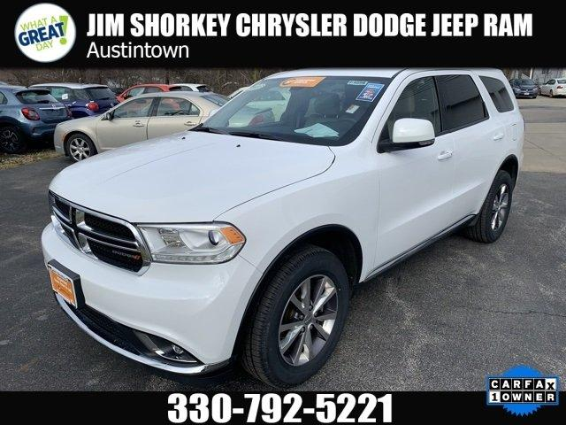 Certified 2016 Dodge Durango AWD Limited YOUNGSTOWN, OH