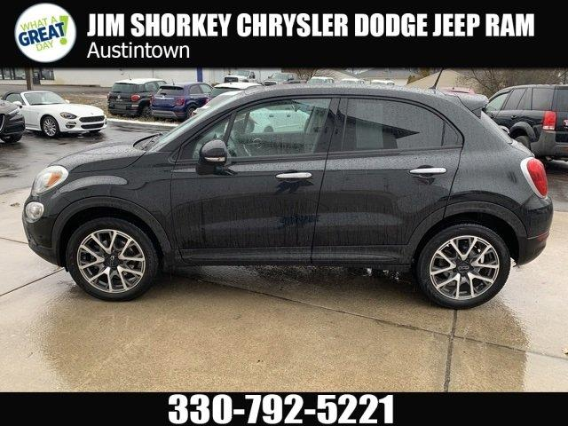 Certified 2016 FIAT 500X AWD Trekking Plus YOUNGSTOWN,