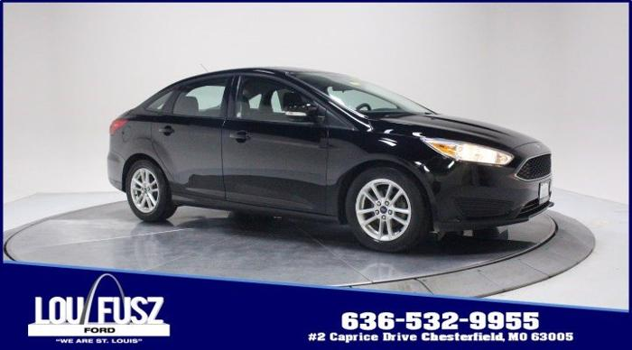 Certified 2016 Ford Focus SE Sedan Chesterfield, MO