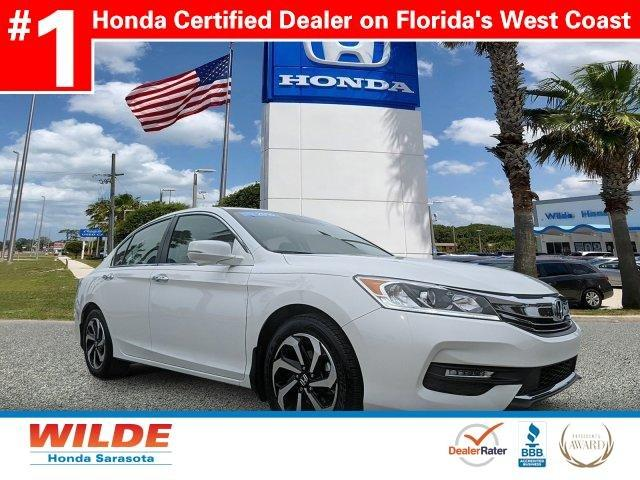 Certified 2016 Honda Accord EX-L Sedan Sarasota, FL