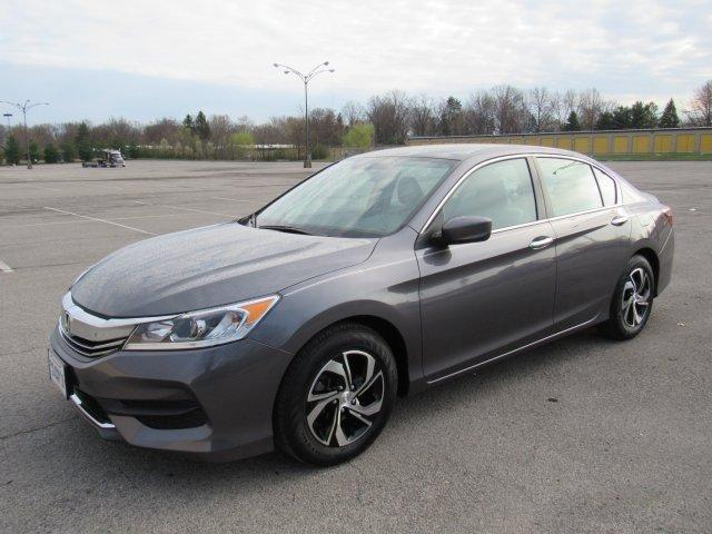 Certified 2016 Honda Accord LX Sedan Youngstown, OH