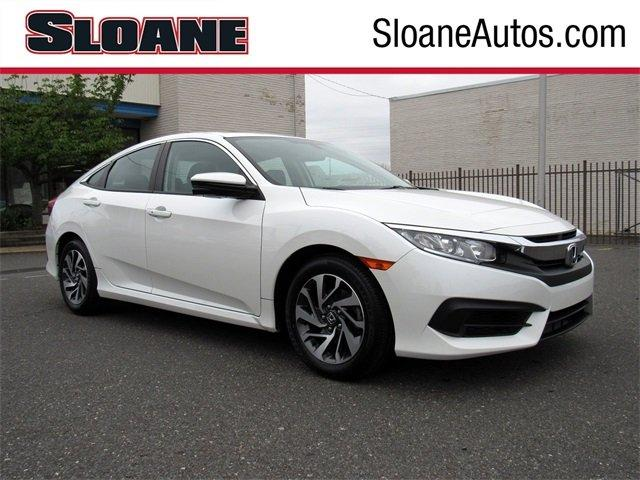 Certified 2016 Honda Civic EX Sedan Philadelphia, PA