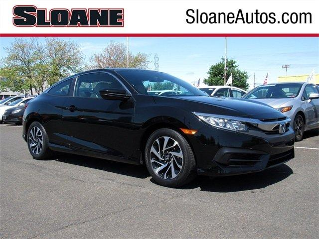 Certified 2016 Honda Civic LX-P Coupe Philadelphia, PA