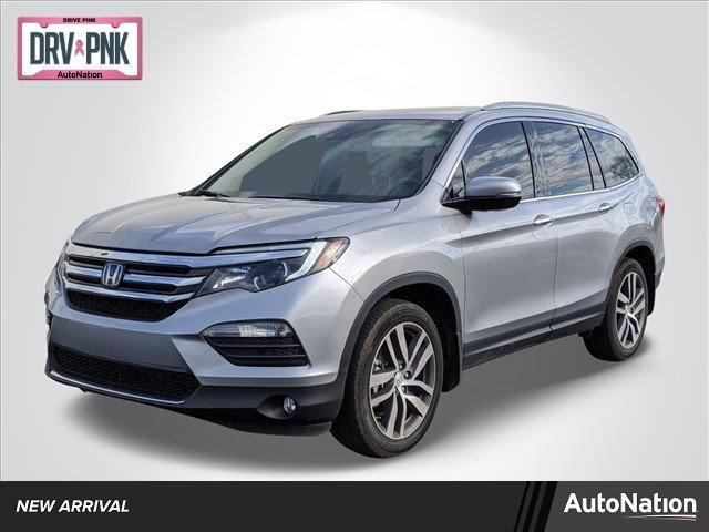 Certified 2016 Honda Pilot FWD Touring Knoxville, TN