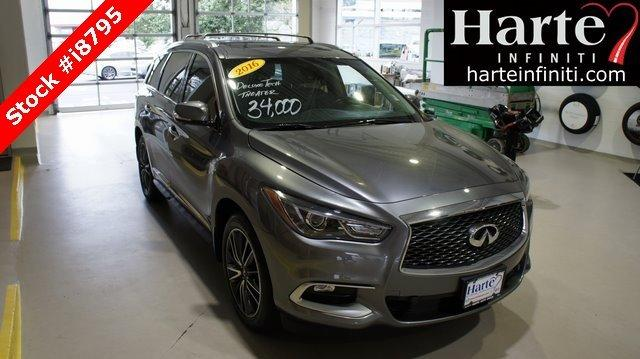 Certified 2016 INFINITI QX60 AWD HARTFORD, CT 06120