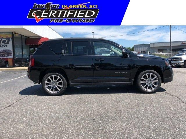 Certified 2016 Jeep Compass FWD Sport GREER, SC 29652