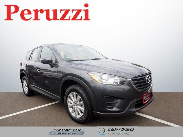 Certified 2016 MAZDA CX-5 AWD Sport FAIRLESS HILLS, PA