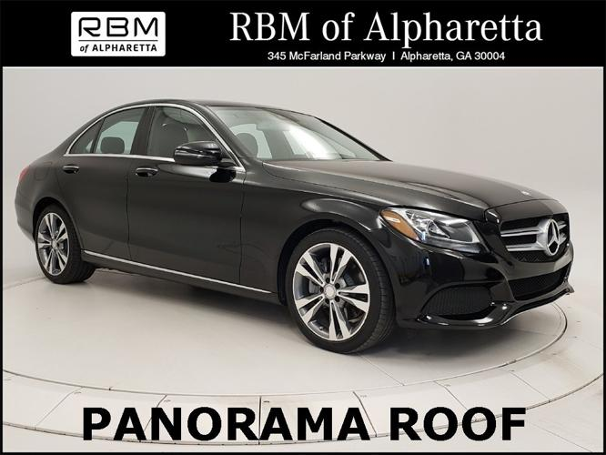Certified 2016 Mercedes-Benz C 300 Sedan Alpharetta, GA