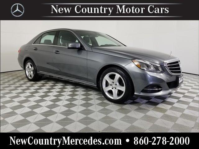Certified 2016 Mercedes-Benz E 350 4MATIC Sedan