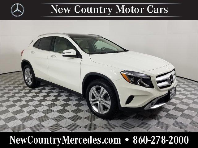 Certified 2016 Mercedes-Benz GLA 250 4MATIC Hartford,