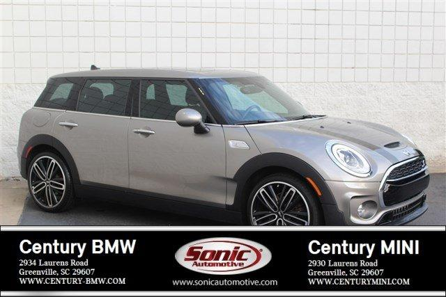 Certified 2016 MINI Cooper Clubman S Greenville, SC