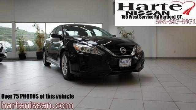 Certified 2016 Nissan Altima 2.5 S HARTFORD, CT 06120