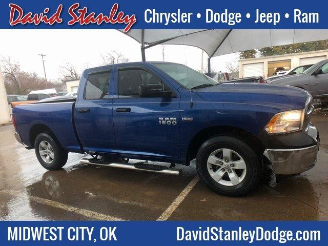 Certified 2016 RAM 1500 Tradesman Midwest City, OK