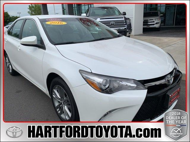 Certified 2016 Toyota Camry SE Hartford, CT 06120