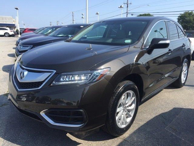 Certified 2017 Acura RDX w/ Technology Package