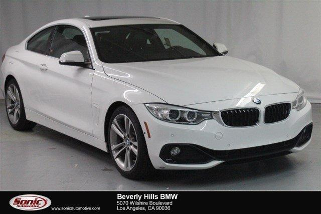 Certified 2017 BMW 430i Coupe Los Angeles, CA 90036