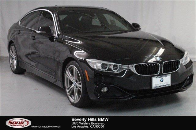 Certified 2017 BMW 430i Gran Coupe Los Angeles, CA