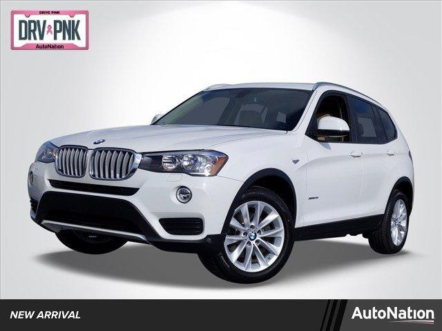 Certified 2017 BMW X3 sDrive28i DALLAS, TX 75209