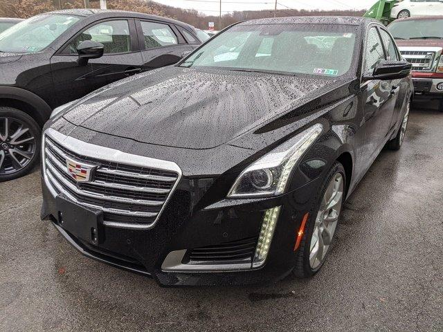 Certified 2017 Cadillac CTS Premium Luxury AWD