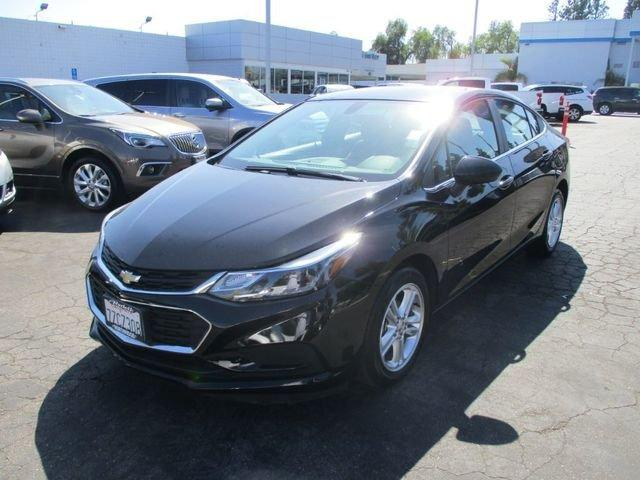Certified 2017 Chevrolet Cruze LT Sedan Northridge, CA