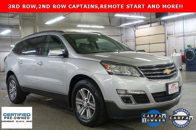 certified 2017 chevrolet traverse fwd lt w 1lt lima, oh 45807 for sale in lima, ohio classified americanlisted.com