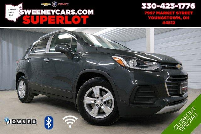 Certified 2017 Chevrolet Trax FWD LT w/ 1LT Youngstown,