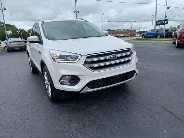 Certified 2017 Ford Escape 4WD Titanium High Point, NC