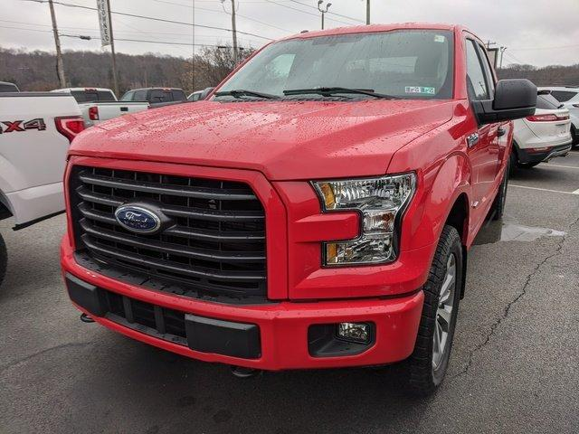 Certified 2017 Ford F150 XL GREENSBURG, PA 15601