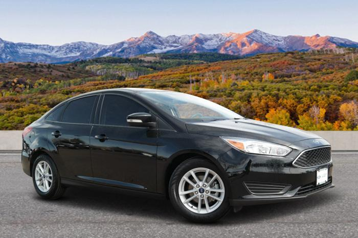 Certified 2017 Ford Focus SE Sedan Littleton, CO 80123