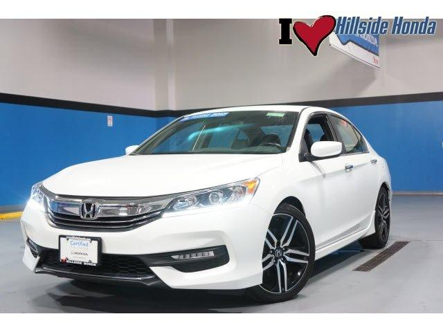 Certified 2017 Honda Accord Sport Sedan JAMAICA, NY