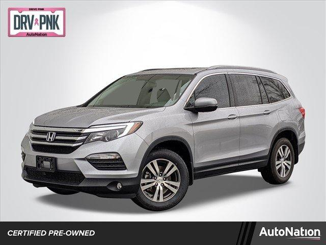 Certified 2017 Honda Pilot 4WD EX-L Knoxville, TN 37922