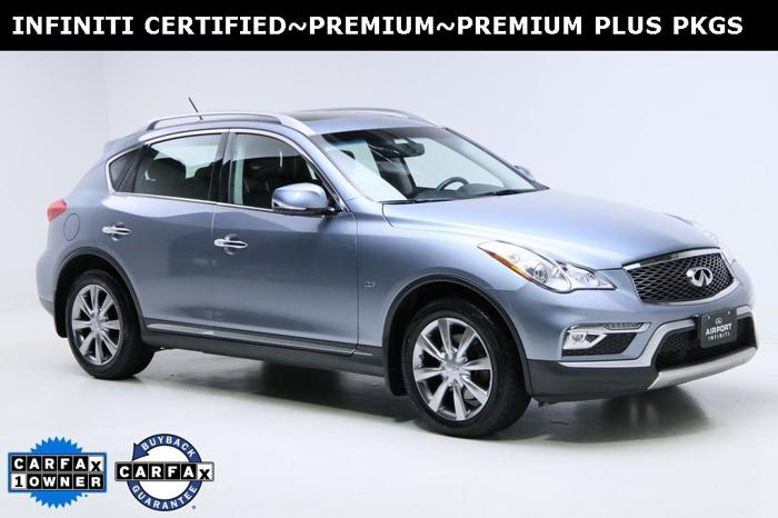 Certified 2017 INFINITI QX50 AWD CLEVELAND, OH 44135