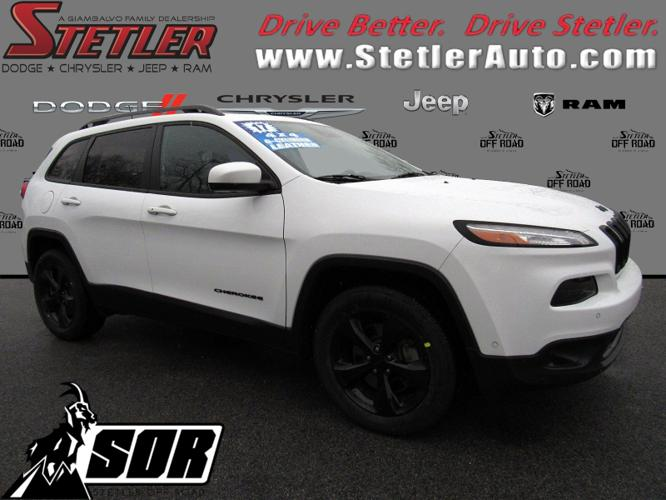Certified 2017 Jeep Cherokee High Altitude York, PA