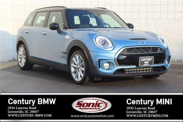 Certified 2017 MINI Cooper Clubman S ALL4 Greenville,