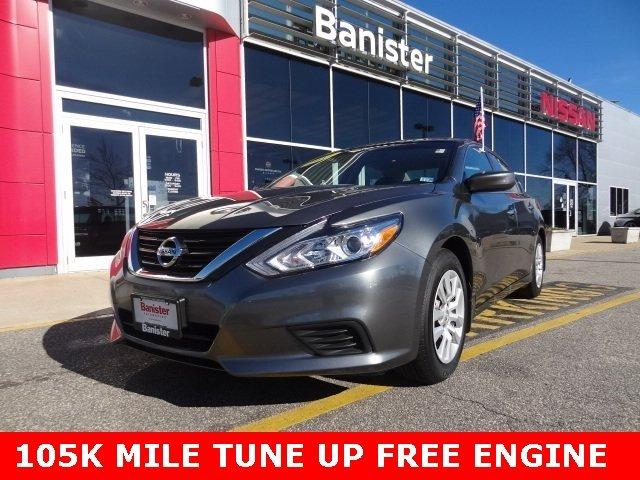 Certified 2017 Nissan Altima 2.5 S NORFOLK, VA 23502