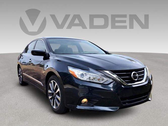 Certified 2017 Nissan Altima 2.5 SV Sedan Savannah, GA