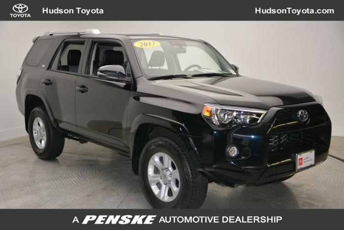 certified 2017 toyota 4runner 4wd sr5 premium jersey city, nj 07305 for sale in jersey city, new jersey classified americanlisted.com