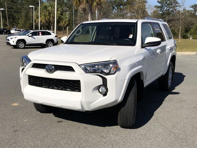 certified 2017 toyota 4runner sr5 valdosta, ga 31601 for sale in clyattville, georgia classified americanlisted.com