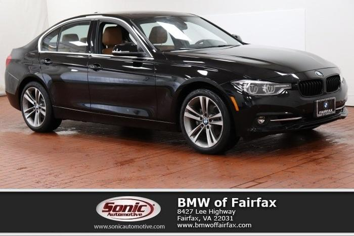 Certified 2018 BMW 330i xDrive Sedan Fairfax, VA 22031