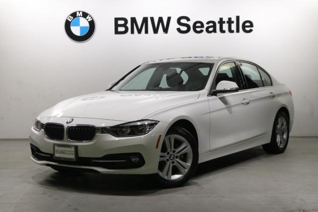 Certified 2018 BMW 330i xDrive Sedan Seattle, WA 98134