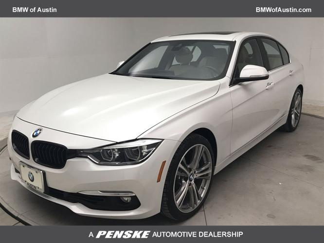 Certified 2018 BMW 340i Sedan Austin, TX 78729