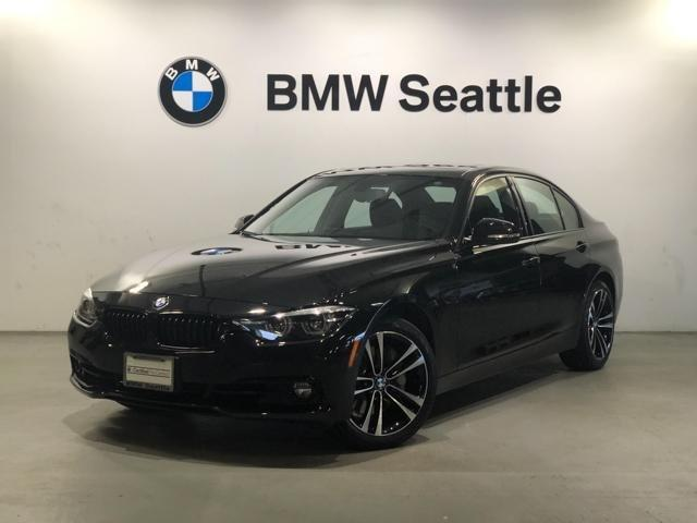Certified 2018 BMW 340i xDrive Sedan Seattle, WA 98134