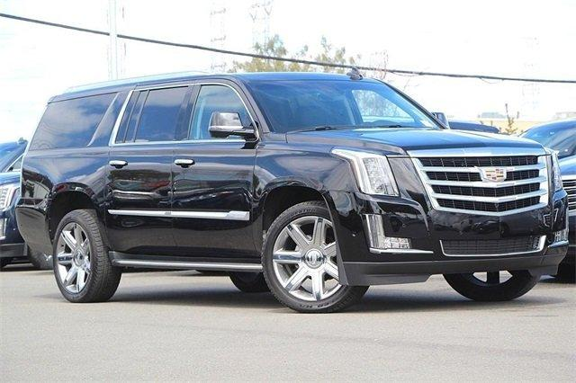 Certified 2018 Cadillac Escalade ESV 2WD Luxury