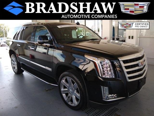 Certified 2018 Cadillac Escalade ESV 2WD Luxury Greer,