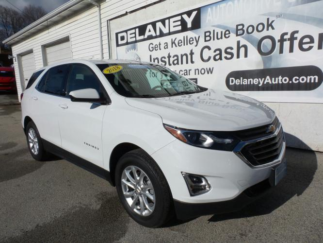 Certified 2018 Chevrolet Equinox AWD LT w/ 1LT Indiana,