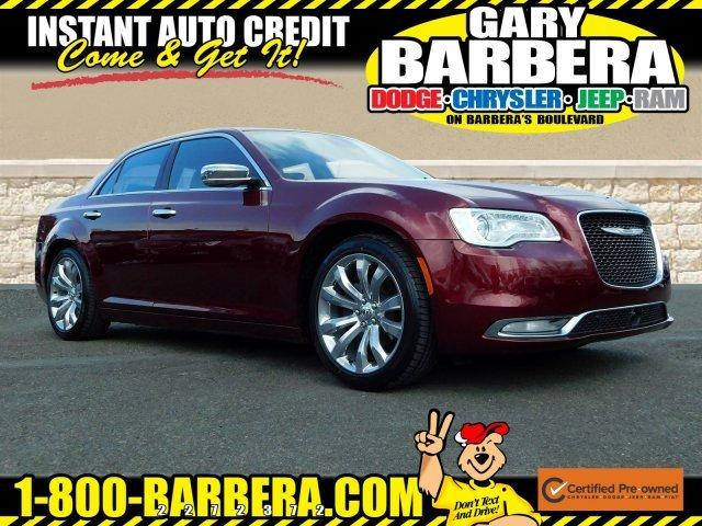 Certified 2018 Chrysler 300 Limited Philadelphia, PA