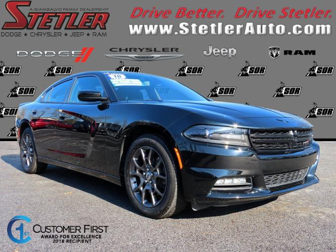 Certified 2018 Dodge Charger GT AWD w/ BEATS AUDIO