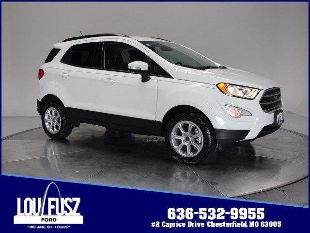Certified 2018 Ford EcoSport 4WD SE Chesterfield, MO