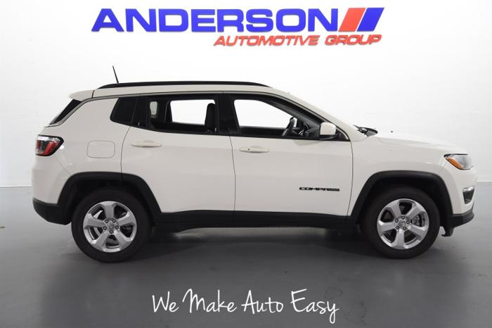 Certified 2018 Jeep Compass Latitude Rockford, IL 61108
